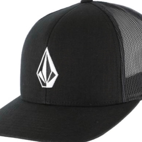 76e0bed0aa1e10 ... official store volcom stone trucker snapback hat bab37 dcba8